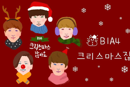 Lirik Lagu B1A4 – It's Christmas Time (크리스마스잖아요) + Translation