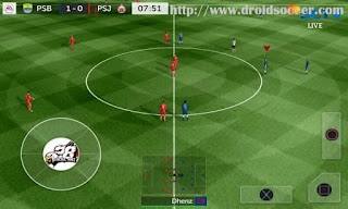 Download FTS 18 Mod Update Transfer by Dhenz_Art