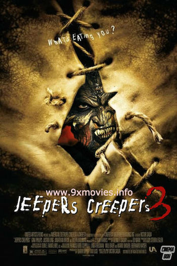 Jeeper Creepers 3 2017 English 480p HDTV 300mb