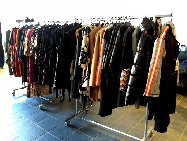 6b24af40 Na stoisku marki / sklepu TONO oprócz kolorowych i modnych ubrań, można  było spotkać Grację z bloga Supersize XL.