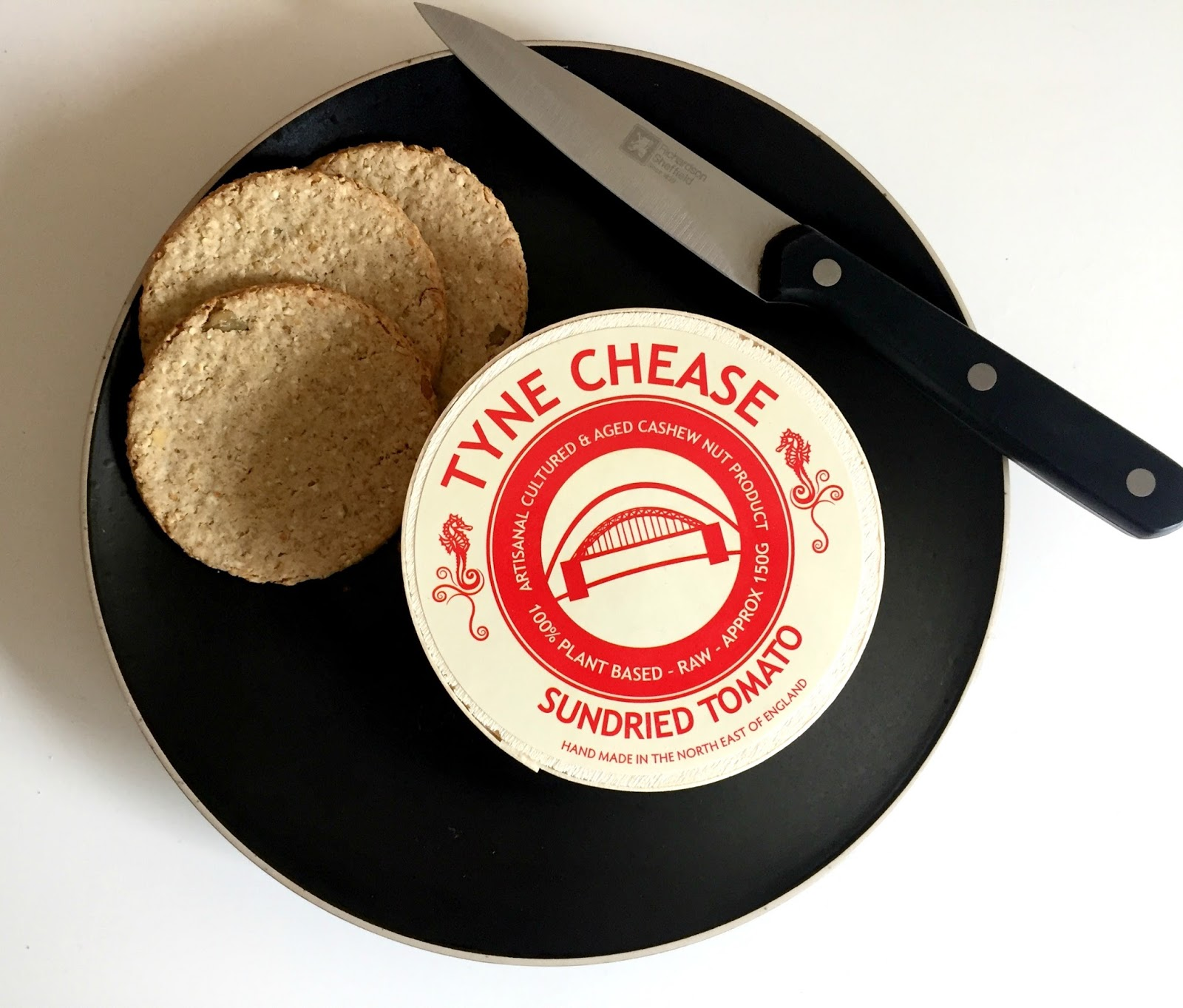 Tyne Chease Sundried Tomato Review