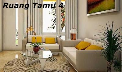 Tips Menghias Ruang Tamu Sederhana Besar Agar Tetap Kelihatan Luas, Cantik Dan Menarik