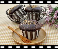 http://caroleasylife.blogspot.com/2013/11/chocolate-yeast-muffins.html