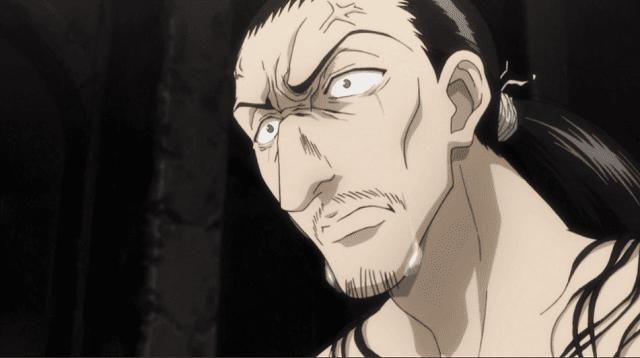 nobunaga seorang ahli pedang di genei ryodan