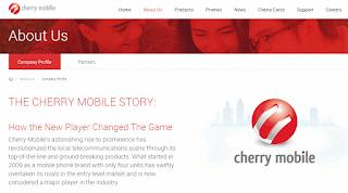 Cherry Mobile Service Center