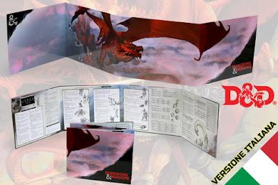 Arrivo Febbraio 2017 Dungeons and Dragons Quinta Edizione