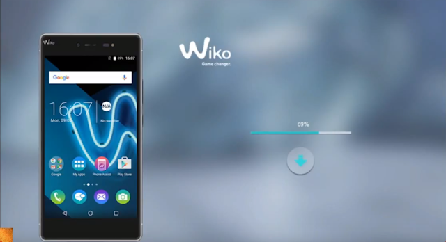 Wiko Fever Flash Marshmallow 6.0 Via Wiko Flashtool