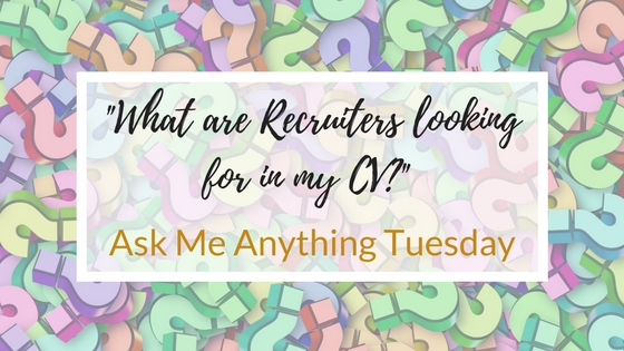 Ask Me Anything Tuesday