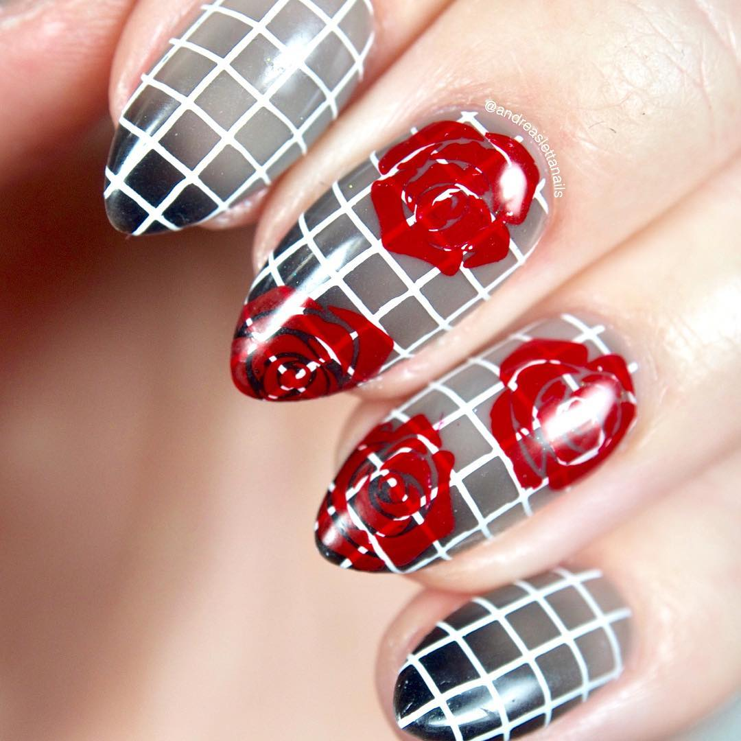 Born Pretty Store Blog: Find One Lovely Nail Style for Valentine\'s ...