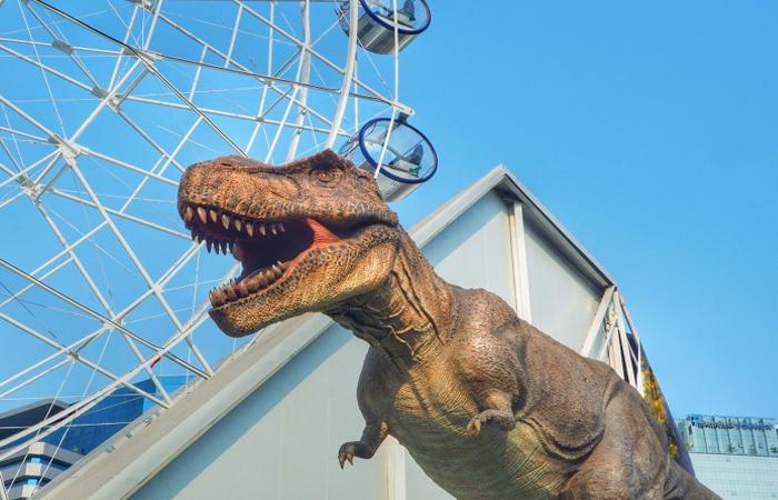Jatim Park 3 Dino Park Wisata Terbaru Kota Batu 2018