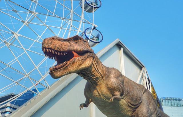 Planet Dino Park Bangkok Thailand
