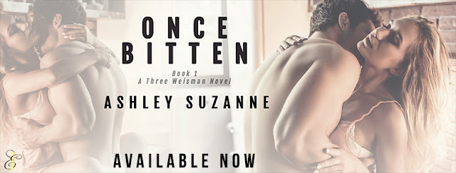 Once Bitten by Ashley Suzanne Release Review