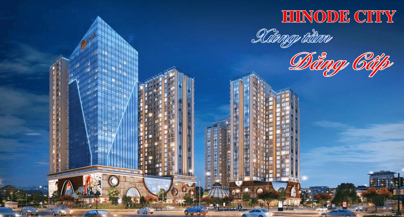 Hinode City xứng tầm đẳng cấp cho chủ nhân