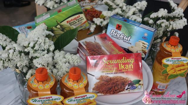 Antara Produk Makanan Perlis Yang akan di import ke Arab Saudi