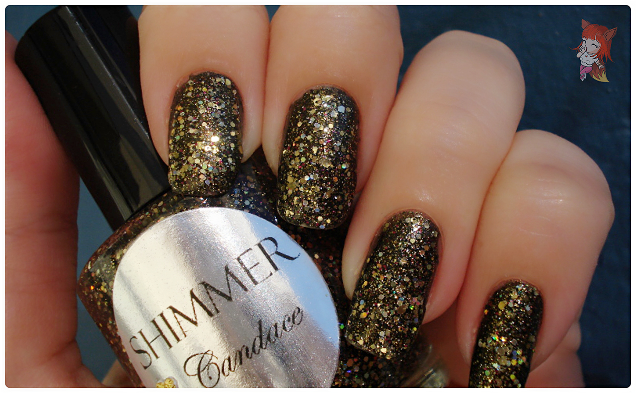Esmalte Candace :: Shimmer Polish - Resenha