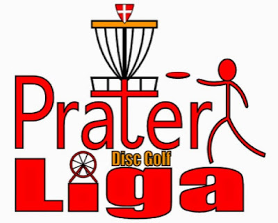 Prater Disc Golf Liga Logo