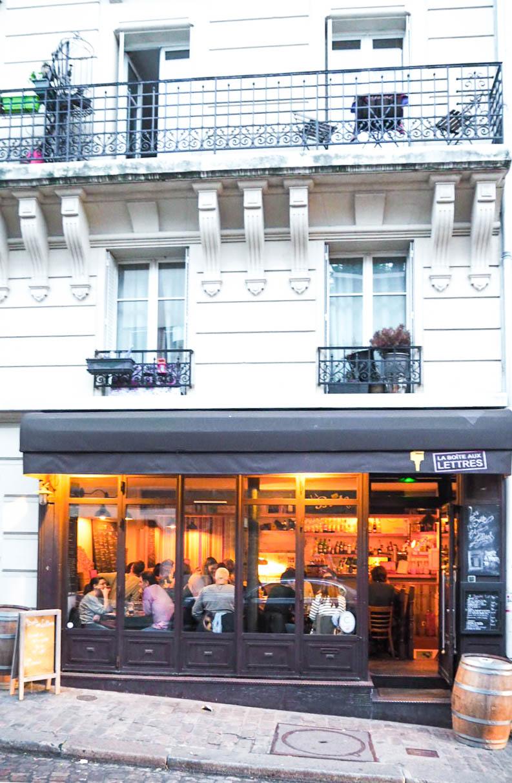 La Boite aux Lettres, Paris