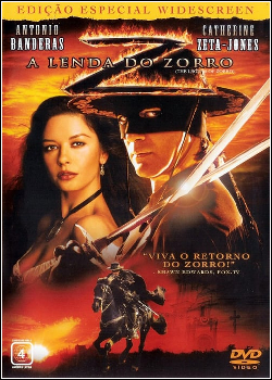 1656 - Filme A Lenda do Zorro - Dublado Legendado