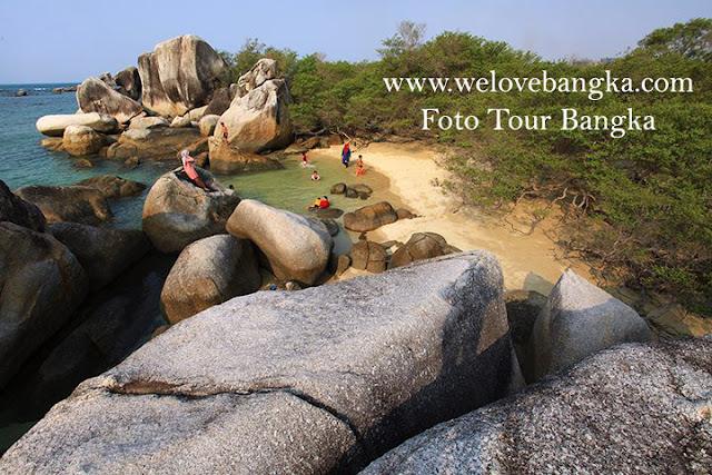 Paket wisata foto tour Bangka adalah paket wisata tanpa hotel dan non meal ( tanpa makan )