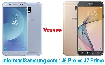Perbedaan Samsung J5 Pro vs J7 Prime Harga dan Spesifikasi