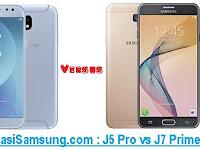 Samsung Galaxy J5 Pro vs J7 Prime Harga dan Spesifikasi