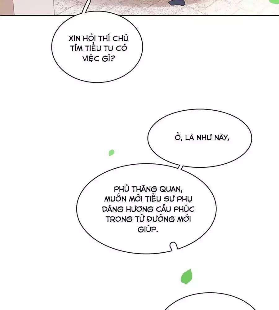 Tiểu sư phụ, tóc giả của ngài rơi rồi! chap 9 - Trang 19