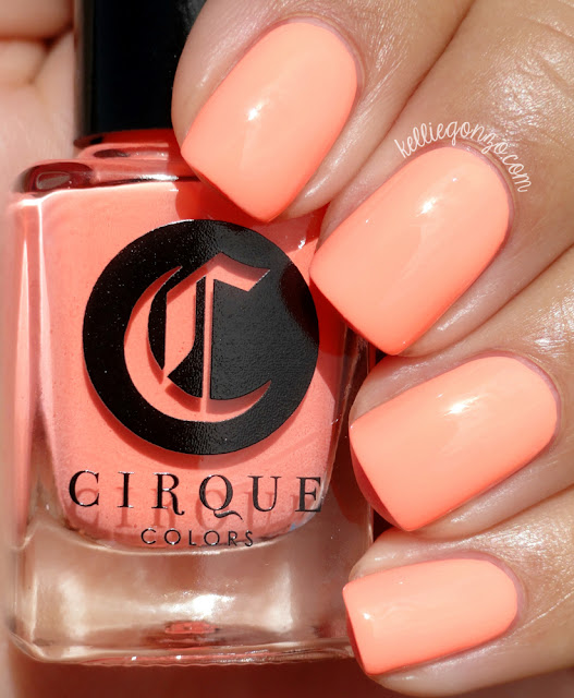 Cirque Colors Vitamin D