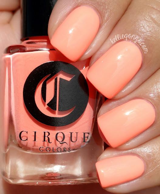Cirque Colors Vitamin D
