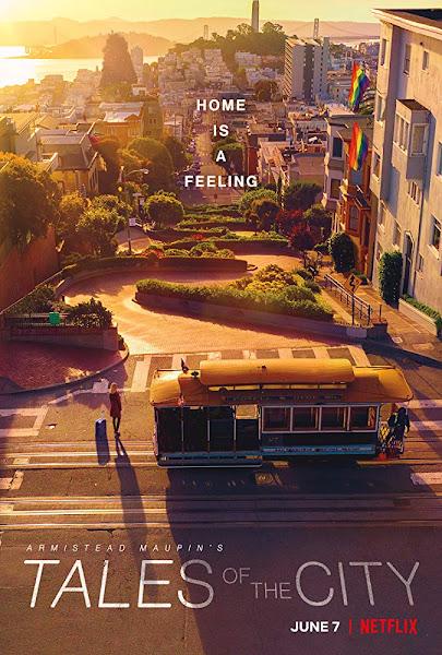 Poster of Tales of the City Season 1 Dual Audio [Hindi-DD5.1] 720p HDRip ESubs Download