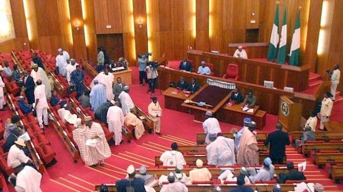 Breaking: Over 49 senators append signatures against Saraki, Ekweremadu's impeachment