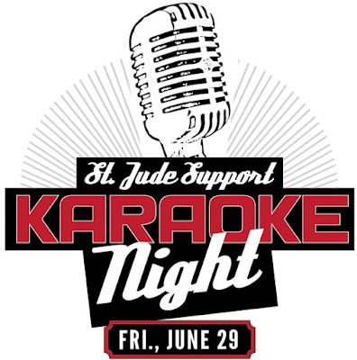Sing for St.Jude Karaoke at Hanover's Friday 6/29/18, Metamora Herald