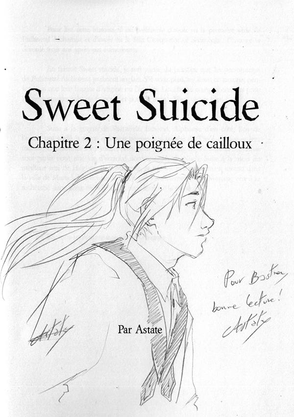 Sweet Suicide, doujin FMA - Edward Elric
