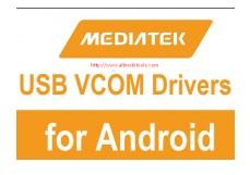 Media Tek USB VCOM Drivers