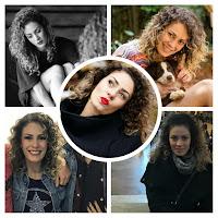 Coreógrafa e Bailarina Bárbara Guerra - Dancing Brasil - Inspiração Cachos transição Loira