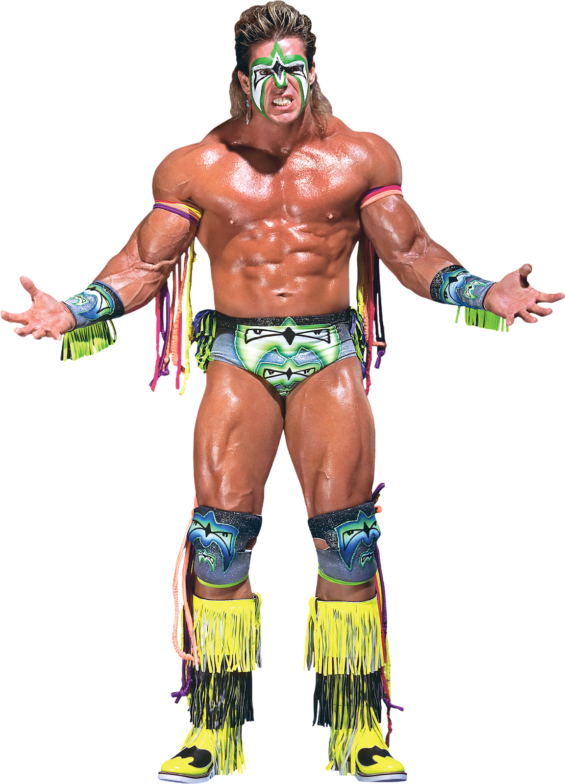 ultimate warrior 2017 body - photo #2