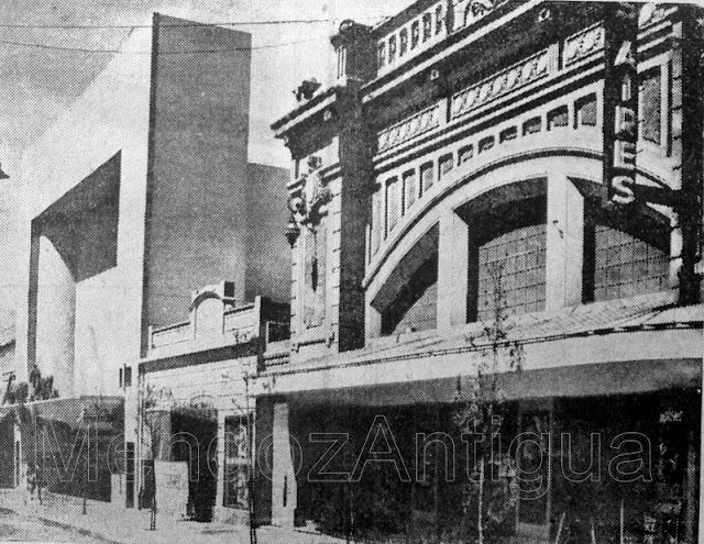 Salas de espect culos cines sobre calle buenos aires de la for Ciudad espectaculos argentina