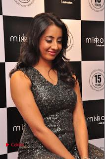 Actress Sanjana Pictures at Mirrors Club Salon Launch  0039.JPG
