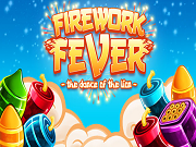 Firework Fever: The Dance of the Lion
