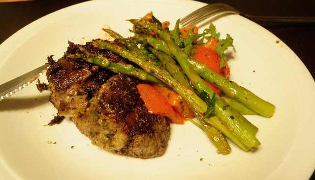 Steak and Veggies