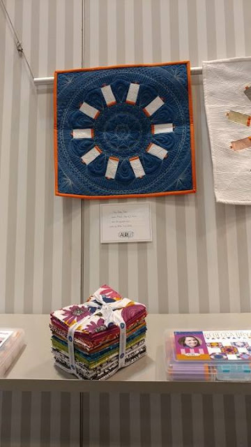 Slice of Pi Quilts at Quilt Market