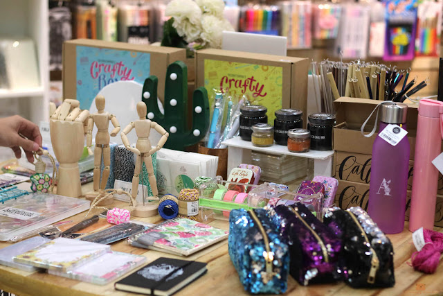 The Craft Central Megamall is Now Open