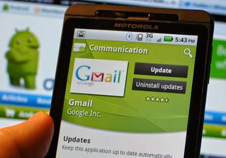 Google, Gmail, Android, Gmail for Android, gmail on mobile, unified gmail