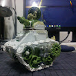 Scratch Built Grot Tank