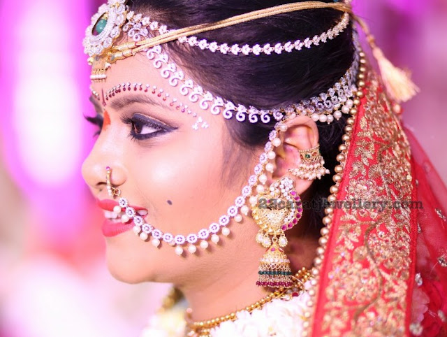 Vishnu Vardhini Wedding Jewellery