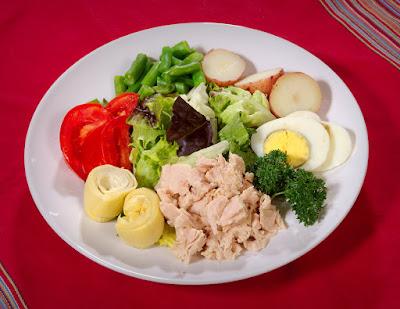 salade nicoise facile