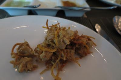 Punjab Grill, chicken tikka lychee chaat