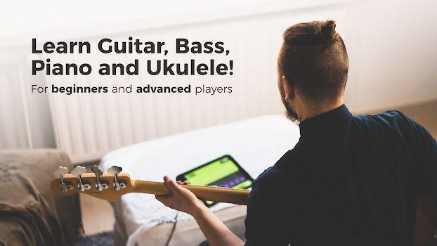 5 Aplikasi Belajar Gitar Terbaik Untuk Pengguna Android