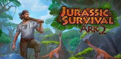 Jurassic Survival Island: ARK 2 Evolve v1.3.5 + Mod (Infinite Gold + Crystal) Offline