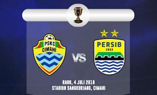 PSKC Cimahi vs Persib Bandung Piala Indonesia 2018