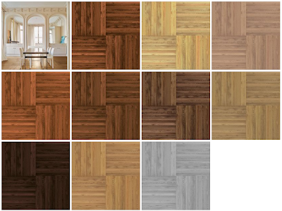 update seamless wood floors texture - preview #3
